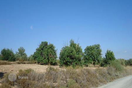 Development land for sale in Pano Kivides. Building Plot