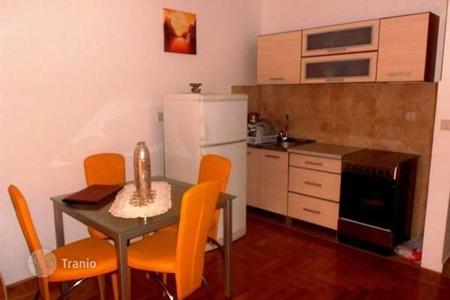 Cheap apartments for sale in Budva (city). Studio apartment with a sea view, in Budva