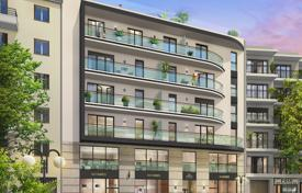 Property for sale in Western Europe. Luminous apartments with different layouts in a new residence close to the beach, Antibes, France
