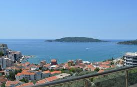 New homes for sale in Montenegro. Wide selection of modern seaview apartments in a new residential estate, Rafailovici, Montenegro
