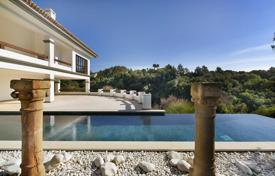 6 bedroom houses for sale in San Roque. Incredible Stylish Villa in Sotogrande Alto, Sotogrande