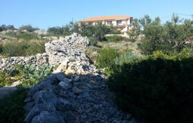 Development land for sale in Trogir. Land plot with a sea view, Trogir, Croatia