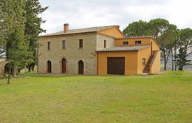 Furnished estate with pool and guest house, San Casciano dei Bagni, Italy for 1,550,000 €