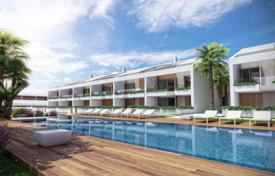 Apartments for sale in L'Alfàs del Pi. New apartment with a private plot and a terrace, within walking distance from the beach, El Albir, Spain