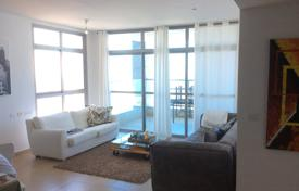 Modern apartment with a terrace and sea views in a bright residence, Netanya, Israel for $923,000
