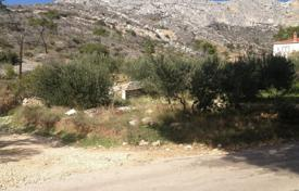 Coastal development land for sale in Croatia. Land plot with a sea view, Hvar, Croatia