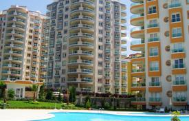 Coastal residential for sale in Western Asia. Apartment – Alanya, Antalya, Turkey