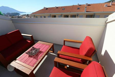 Residential for sale in Montenegro. Duplex Penthouse in 500 meters from the sea, Budva, Montenegro. Reduced price!