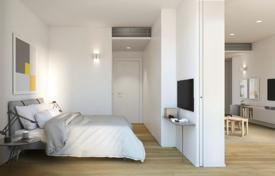 New homes for sale in Barcelona. Three-bedroom apartment in a new house, in Eixample Esquerra, Barcelona, Spain
