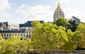 Luxury 3 bedroom apartments for sale in Paris. Paris 7th District – A superb near 150 m² apartment. Exceptional view.