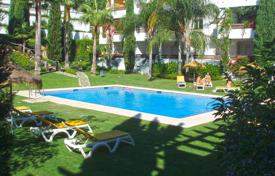 Cheap apartments with pools for sale in Costa del Sol. Ground Floor Apartment for sale in Selwo Hills, Estepona