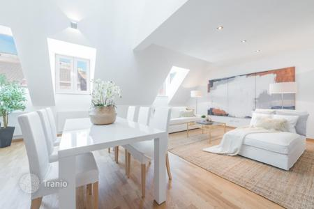 1 bedroom apartments for sale in Vienna. Penthouse with terrace and garage, in a new building, in the 7th district of Vienna, Austria