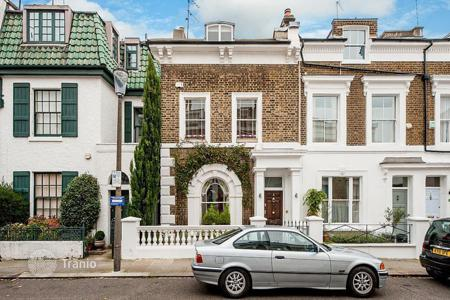 Houses for sale in London. Townhome – Kensington, London, United Kingdom