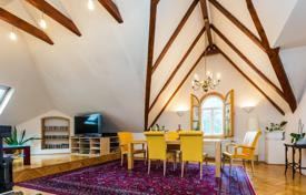 Apartments for sale in Vienna. Comfortable two-storey attic apartment in the 14th district in Vienna