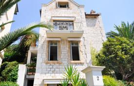 2 bedroom houses for sale in Côte d'Azur (French Riviera). Gothic style villa with a garden and panoramic sea views, close to the beach and the port, Nice, Cote d'Azur, France
