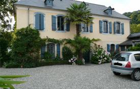 Property for sale in Lourdes. Historical mansion with a fireplace, an orchard and a terrace, in a quiet village, five minutes drive from the city center, Lourdes, France