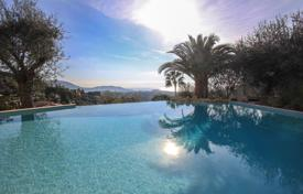 5 bedroom houses for sale in Nice. Villa in closed condominium in Cimiez, Nice