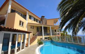 Property for sale in Madeira. Home with bay views