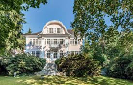 Luxury residential for sale in Black Forest (Schwarzwald). Restored historic villa with a wonderful park and garden in the center of Baden-Baden, Germany