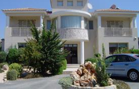 4 bedroom houses for sale in Chloraka. Exquisite 4 Bedroom Luxury villa — Chlorakas