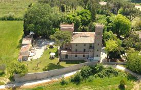 Luxury residential for sale in Umbria. Exclusive neo Gothic style period property