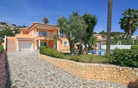 Residential for sale in Benimeit. Villa of 4 rooms in Benimeit, Moraira, Alicante