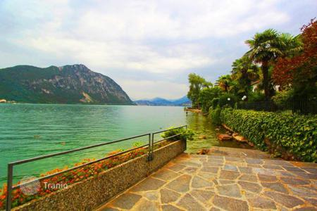 Luxury 5 bedroom houses for sale in Central Europe. Villa – Lugano, Ticino, Switzerland