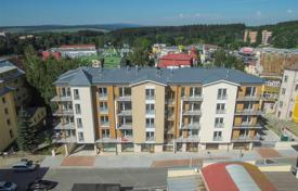 Cheap apartments for sale in Central Europe. Apartment – Marianske Lazne, Karlovy Vary Region, Czech Republic