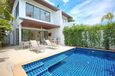 Townhouses to rent overseas. Terraced house – Ko Samui, Surat Thani, Thailand