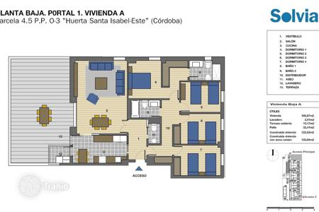 Foreclosed 3 bedroom apartments for sale in Cordoba. Apartment – Cordoba, Andalusia, Spain