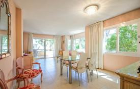Coastal apartments for sale in Balearic Islands. Furnished apartment with a terrace and a garden in a small apartment complex, two minutes from the sea, Santa Pons, Mallorca, Spain
