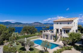 Villas and houses to rent in Gassin. Modern villa exceptional sea view