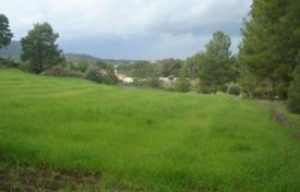 Development land for sale in Mosfiloti. Building Land for Holiday Homes