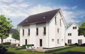 New homes for sale in Oberaudorf. Half of duplex with a garden and parking space in southern Bavaria