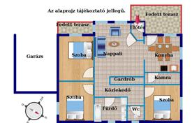 Residential for sale in Dabas. Detached house – Dabas, Pest, Hungary
