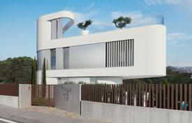 Luxury 3 bedroom villa with basement and solarium in Finestrat for 1,350,000 €