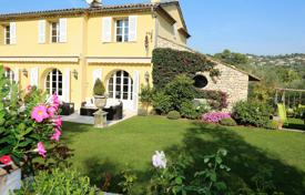 Luxury 6 bedroom houses for sale in Mougins. Ancient cottage with a landscaped park and a swimming pool, Mougins, France
