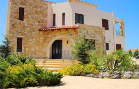 Furnished villa with a private garden, a pool, a garage, a terrace and sea and mountain views, Chania, Greece for 550,000 €
