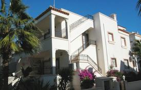 2 bedroom apartments by the sea for sale in Alicante. Furnished bungalow with a sea view, a pool, a garden and a solarium, Torrevieja, Spain