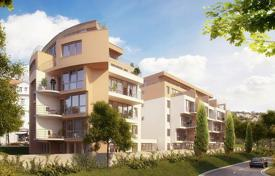 New homes for sale in Praha 5. Modern apartment in a new building in Prague 5