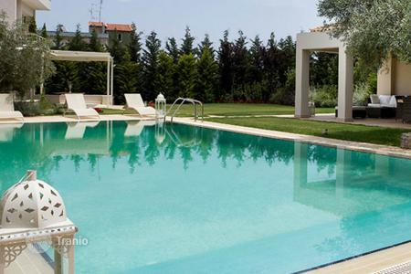 Coastal property for sale in Thessalia Sterea Ellada. Villa – Thessalia Sterea Ellada, Greece