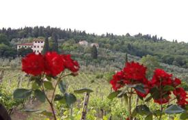 Villas and houses to rent in Tuscany. Villa – Rignano sull'Arno, Tuscany, Italy
