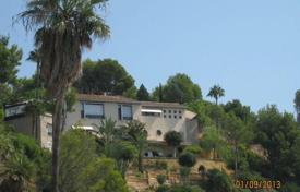 Luxury 6 bedroom houses for sale in Altea. Villa with pool and garden on the seafront in Altea, Costa Blanca