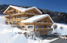 2 bedroom apartments for sale in Haute-Savoie. Modern two-bedroom apartment in a new residence next to the ski slopes, Morzine, France