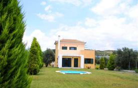 New villa with a private garden, a swimming pool, a parking and a terrace, Chalcis, Greece for 150,000 €