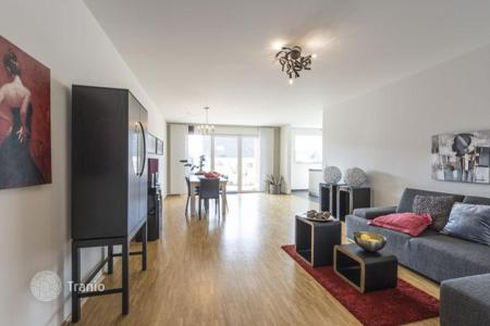 New homes for sale in Dortmund. Two-bedroom apartment with a garden in a new building in Dortmund