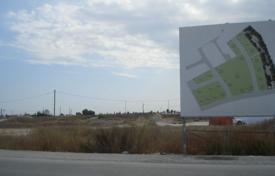 Development land for sale in Dromolaxia. Building Plots