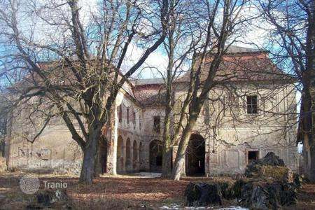 Houses for sale in Plzen Region. Castle – Plzen Region, Czech Republic
