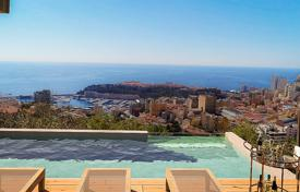 Luxury houses for sale in Beausoleil. Overlooking Monaco panoramic view