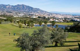 3 bedroom houses for sale in Andalusia. Three bedroom villa with lovely views in the urbanization Jardines del Aguila